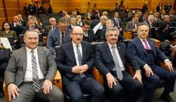 MESKOM-Ekonomi Bakanlığı Ortak Akıl ve İstişare Toplantısı Ekonomi Bakanı Nihat Zeybekci'nin Katılımıyla Yapıldı 07