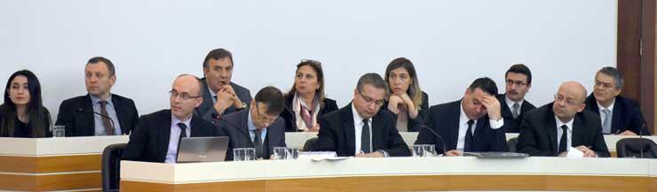MESKOM-Ekonomi Bakanlığı Ortak Akıl ve İstişare Toplantısı Ekonomi Bakanı Nihat Zeybekci'nin Katılımıyla Yapıldı 13