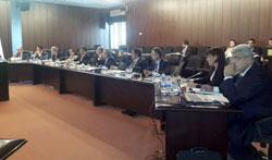 İSO Heyeti Ekonomi Bakanlığı'nı Ziyaret Ederek Çözüm Önerilerini İletti 02