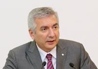 >İSO Başkanı Erdal Bahçıvan