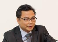 İlişkilerden Sorumlu Müsteşar Elçi Fahmi Aris Innayah