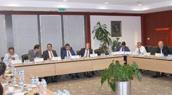 İstanbul'un Elektrik Altyapısı, İSO Enerji İhtisas Kurulu'nda Konuşuldu 01