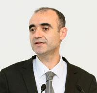 KOSGEB, KOBİ Araştırmalar ve Proje Koordinasyon Dairesi Başkanı Ahmet Merih Özyılmaz