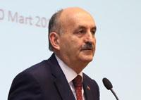 Çalışma ve Sosyal Güvenlik Bakanı Dr. Mehmet Müezzinoğlu
