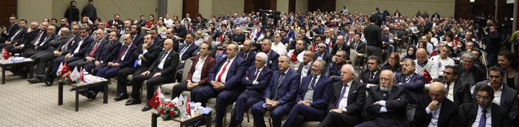 İstihdam Seferberliği Toplantılar Serisi, Çalışma Bakanı Dr. Mehmet Müezzinoğlu'nun Katılımıyla Esenyurt'ta Sürdü