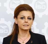 Türkiye Gıda ve İçecek Sanayii Dernekleri Federasyonu Genel Sekreteri İlknur Menlik