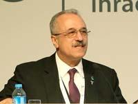 İstanbul Demir ve Demir Dışı Metaller İhracatçıları Birliği Yönetim Kurulu Başkanı Rıdvan Mertöz