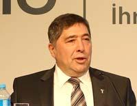 Türkiye İhracatçılar Meclisi Başkan Vekili Tahsin Öztiryaki