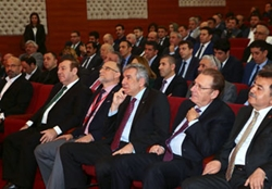 """İSO Başkanı Esenyurt Expo 2015'te Konuştu: """"Büyüme Hedefi, Sanayisiz Gerçekleşemez"""" 01"""