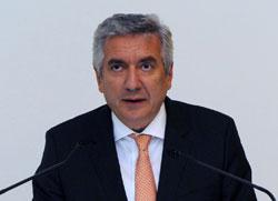 İSO Yönetim Kurulu BaşkanıErdal Bahçıvan