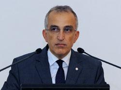 İSO Yönetim Kurulu Başkan Yardımcısıİrfan Özhamaratlı