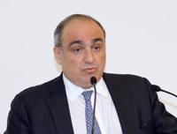Finans Kurumlar Birliği Faktoring Sektör Temsil Kurulu Başkanı Zafer Ataman