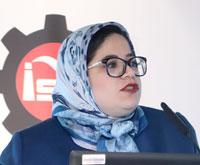 Fas Krallığı Ankara Büyükelçiliği Ticaret Müşaviri Hanaa Bouchikhi