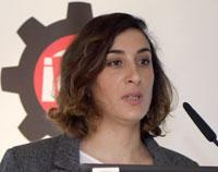 Fas Yatırım Ajansı Uzmanı Sara Maftah