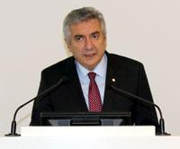 İSO Yönetim Kurulu Başkanı Erdal Bahçıvan