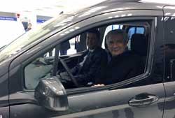 İstanbul Sanayi Odası Yönetimi Ford'un Gölcük Fabrikasını Ziyaret Etti 02