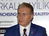 UFRAD Başkanı Dr. Mustafa Aydın