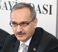 Gümrük ve Ticaret Bakanlığı Müsteşarı Cenap Aşcı