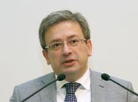 Bilim, Sanayi ve Teknoloji Bakanlığı Metroloji ve Standardizasyon Genel Müdürü Prof. Dr. Necip Camuşcu