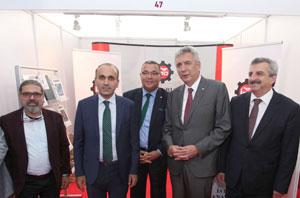 Üç Günlük Arnavutköy-Hadımköy Sanayi Etkinliği İSO Başkanı Bahçıvan'ın Katılımıyla Başladı 02