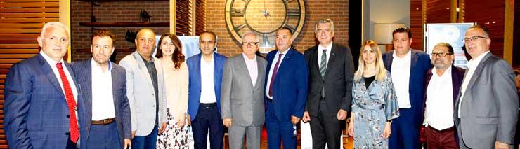 Hadımköy-Arnavutköy Sanayicisini Buluşturan HASİAD İftarına Erdal Bahçıvan da Katıldı 01