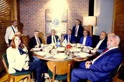 Hadımköy-Arnavutköy Sanayicisini Buluşturan HASİAD İftarına Erdal Bahçıvan da Katıldı 02
