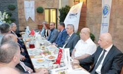 """HASİAD İftarında Konuşan Erdal Bahçıvan: """"Mega projeler, Hadımköy ve Arnavutköy'de büyük sinerji yaratıyor"""" 02"""