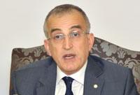 İSO Yönetim Kurulu Başkan<br />Yardımcısı İrfan Özhamaratlı