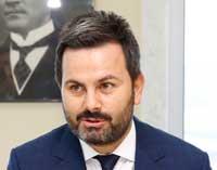 İAYOSB Başkanı Murat Çökmez