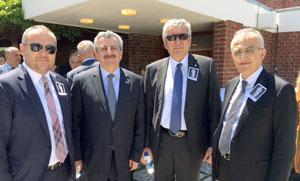 Kurucumuz, Sanayimizin Ulu Çınarı Dr. Hacı İbrahim Bodur'u Ebediyete Uğurladık