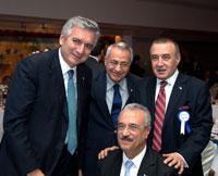 Bahçıvan, İstanbul'un Demir ve Metal İhracatçılarının Ödül Gecesinde Konuştu 03
