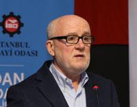 >Saraciye Sanayicileri Derneği Başkanı Ahmet Hacısoyu