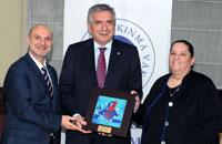 İSO ve İKV Yönetim Kurulları Türkiye-AB İlişkilerini Değerlendirdi 01