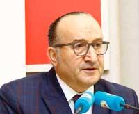 İKV Başkanı Ayhan Zeytinoğlu