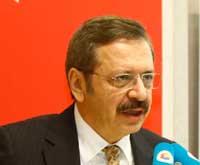 TOBB Başkanı M. Rifat Hisarcıklıoğlu