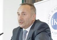 İstanbul Ticaret Borsası Başkanı Ali Kopuz