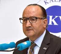Ayhan Zeytinoğlu İKV Başkanı