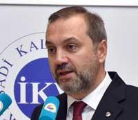 Tamer Kıran TOBB Başkan Yardımcısı