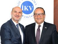 Yeni İKV Başkanı Ayhan Zeytinoğlu