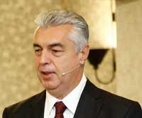 EGD Başkanı Celal Toprak