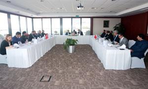 İran Teknoloji Bakanı Mahmoud Vaezi İSO Başkanı Erdal Bahçıvan'ı Ziyaret Etti 04