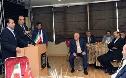 """Mohsen Jalalpour: """"Ortam, Sanayicilerin Ortak Yatırımına Çok Elverişli Hale Geldi"""" 01"""