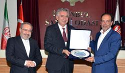 İstanbul Sanayi Odası Yönetimi, İran Sanayi Odaları Temsilcilerini Ağırladı 04