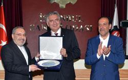 İstanbul Sanayi Odası Yönetimi, İran Sanayi Odaları Temsilcilerini Ağırladı 05
