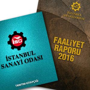 İSO Faaliyet Raporu ve Tanıtım Kitapçığı için tıklayınız