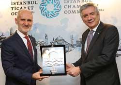 İSO ve İTO Ortak Toplantıda Buluştu