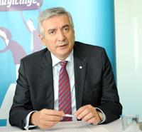 Erdal Bahçıvan İSO Yönetim Kurulu Başkanı