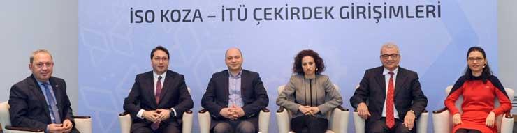 İSO Başkanı Bahçıvan Sanayicilere Seslendi:Fabrikalarımızın Kapılarını Gençlere Açmalıyız 05