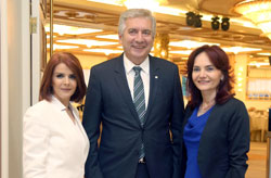 Sultan Tepe, Erdal Bahçıvan ve Aynur Ayhan