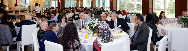 Geleneksel İSOV Kahvaltısında, Bursiyer Öğrenciler Sanayicilerle Bir Araya Geldi 01